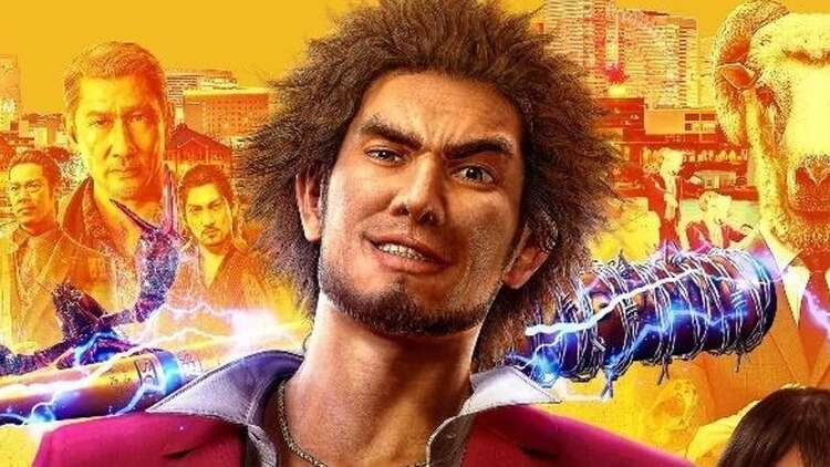 Yakuza Like A Dragon Launches On Ps5 Four Months After Xbox Series X Eurogamer Net