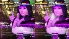 Dead or Alive 6's 4K mode works really badly on Xbox One X - and it plays out like a dream on Series X via back-compat.