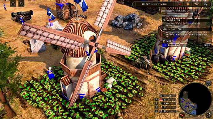 Age of Empires 3 Technik