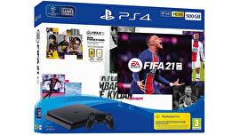 The FIFA 21 PS4 bundle