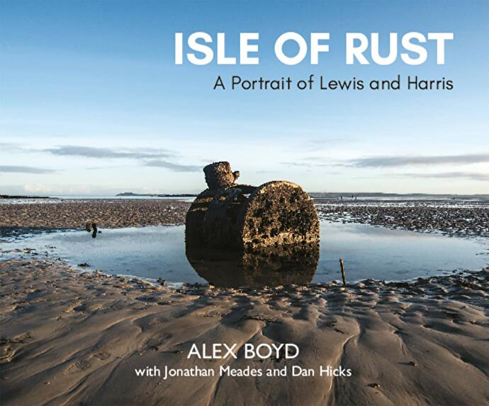 Someone should make a game about: the Isle of Rust