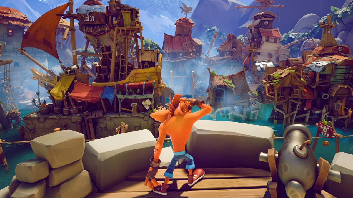 Crash Bandicoot 4: It's About Time review - a flawed gem • Eurogamer.net