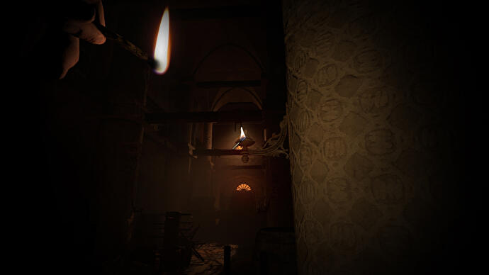 Frictional shows off five unsettling minutes of Amnesia: Rebirth gameplay