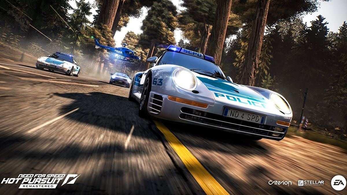 Need for Speed: Hot Pursuit Remastered is coming to PC, PS4, Xbox One and Switch next month