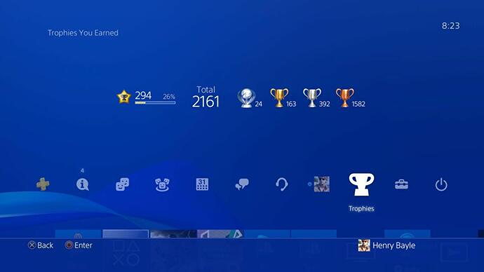 PlayStation Trophies are changing, PS5 gets new trophy level icons