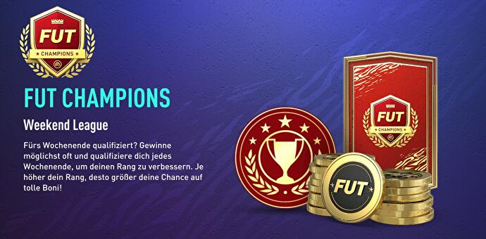 FIFA 21 FUT Weekend League