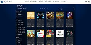 PlayStation Store on web and mobile to stop selling PS3, PSP and Vita games this month