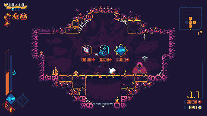 ScourgeBringer review – another Roguelite that's well worth your love