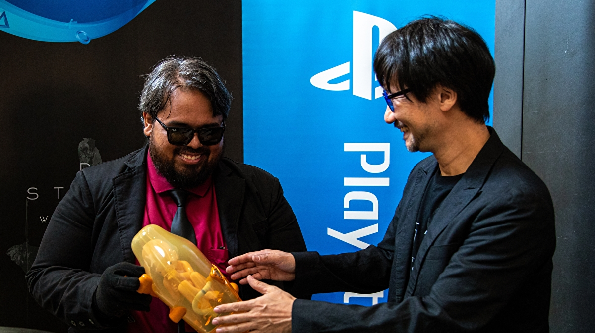 Hideo Kojima confirms a new project is in development, says nothing about it