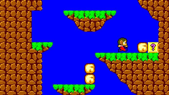 Frankenstein's Console: The baked-in pleasures of Alex Kidd in Miracle World