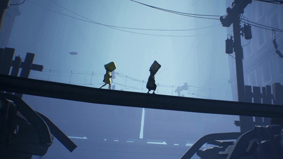 Little Nightmares 2 cranks the disturbing dial right up for its new Halloween trailer