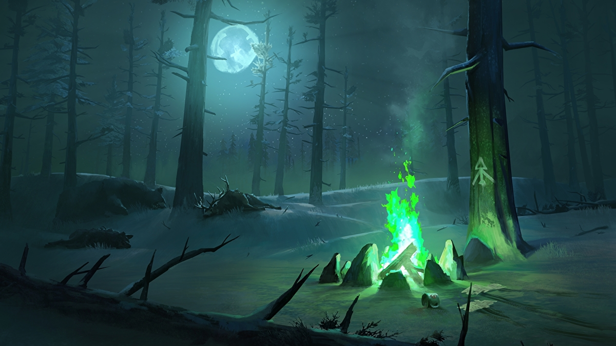 Snowy survival game The Long Dark is going full-on horror this Halloween
