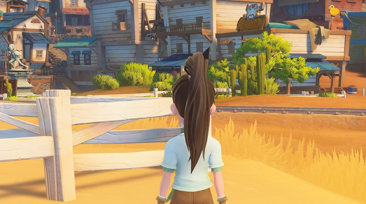 Portia sequel My Time at Sandrock heads to the frontier