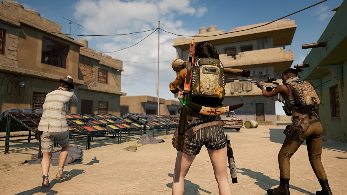 PUBG is 60fps on PS5 and Xbox Series X, but 30fps on Xbox Series S