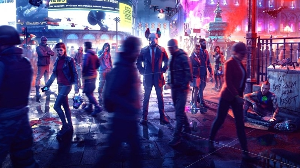 Watch Dogs: Legion has a game-breaking bug on Xbox One X - Eurogamer.net