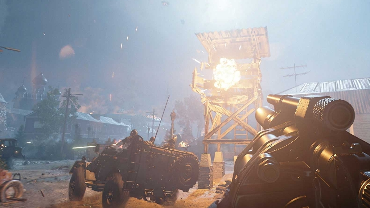 Call of Duty: Warzone will let you choose to play with a Black Ops Cold War loadout or a Modern Warfare loadout from December