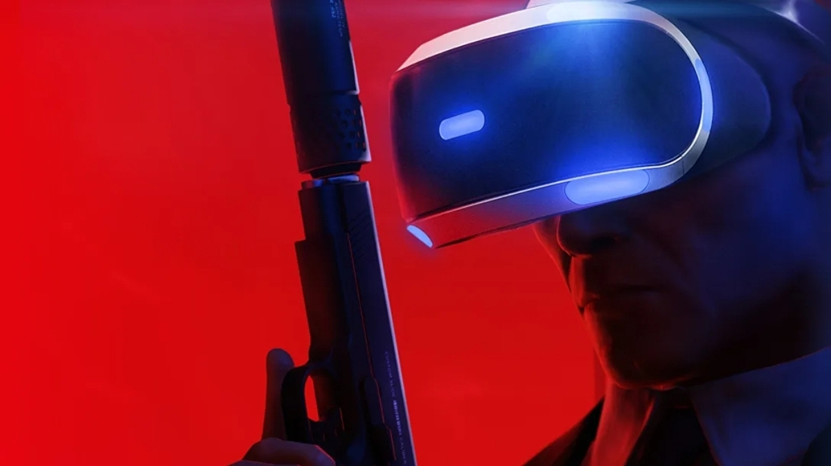 Hitman 3 requires the PS4 version to play on PSVR – even on PS5