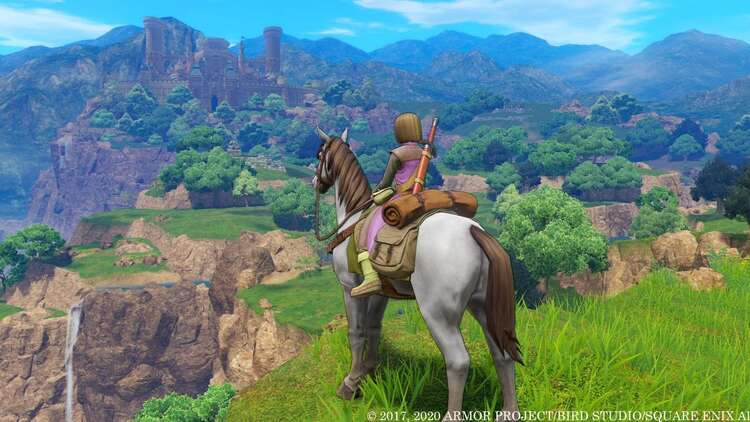 Dragon Quest Xi Definitive Edition Now Has A Free 10 Hour Demo On Ps4 Xbox One And Pc Eurogamer Net Where to find the best weapons, armor, and accessories for tackling the toughest foes in dragon quest 11. dragon quest xi definitive edition now