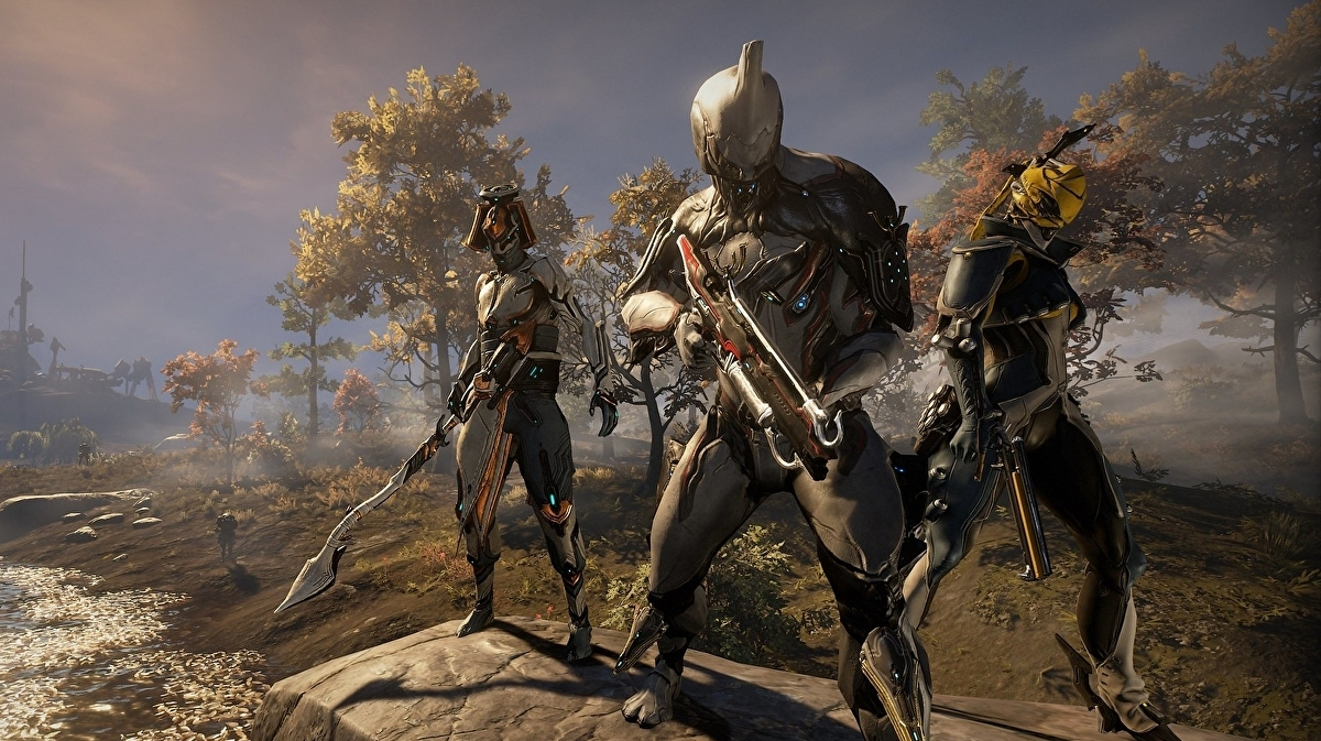 Here are the Xbox Series X/S and PS5 enhancements coming to Warframe next week
