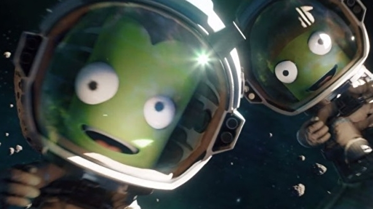 Whew, NASA big delay for Kerbal Space Program 2