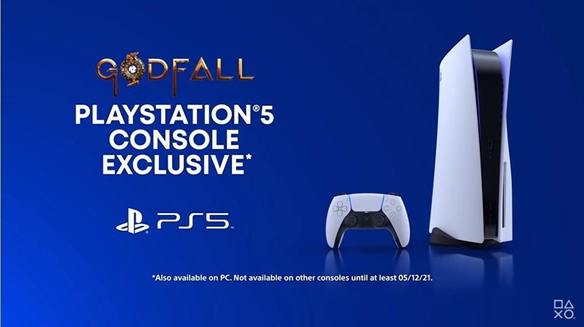 Godfall is a six-month timed PS5 console exclusive, Sony confirms