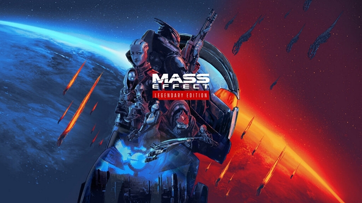 Anunciado Mass Effect: Legendary Edition
