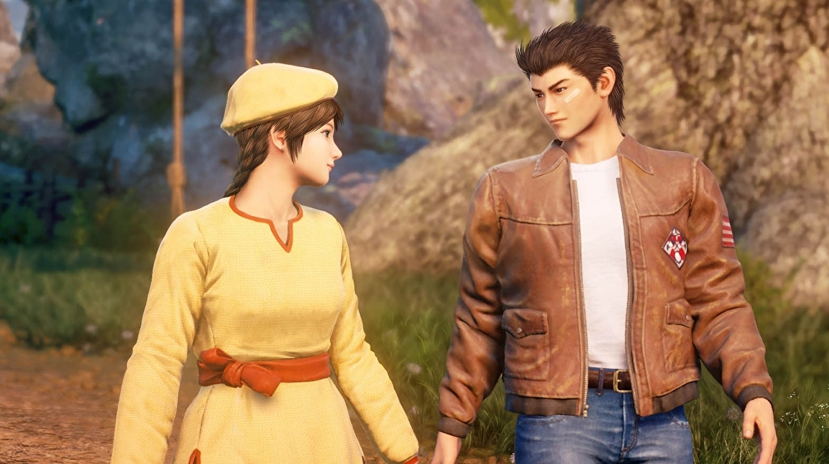Shenmue 3 is finally heading to Steam later this month
