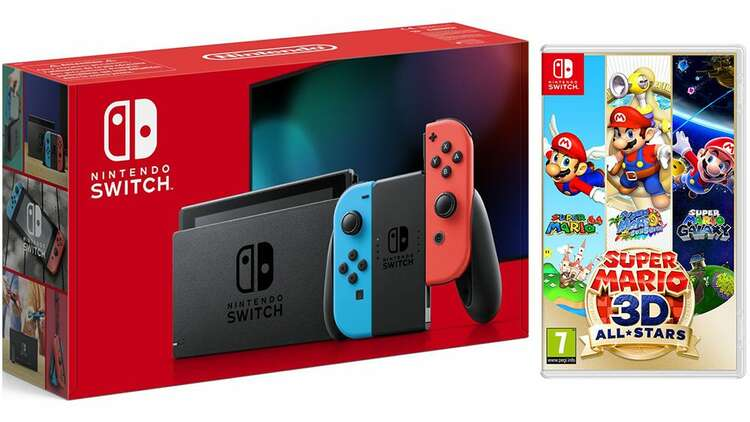 Currys Has Fab Switch Bundles On Offer With Mario And Minecraft Going Cheap Eurogamer Net