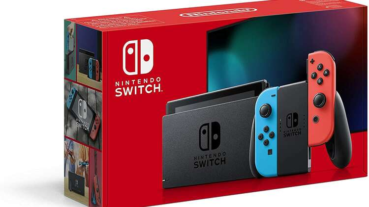 Nintendo Switch Consoles Are Going Cheap In Asda For Black Friday Eurogamer Net