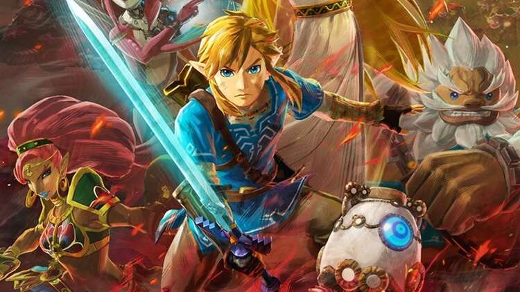 Analisis De Hyrule Warriors La Era Del Cataclismo Un Brillante Musou Que Expande El Universo De Breath Of The Wild Eurogamer Es