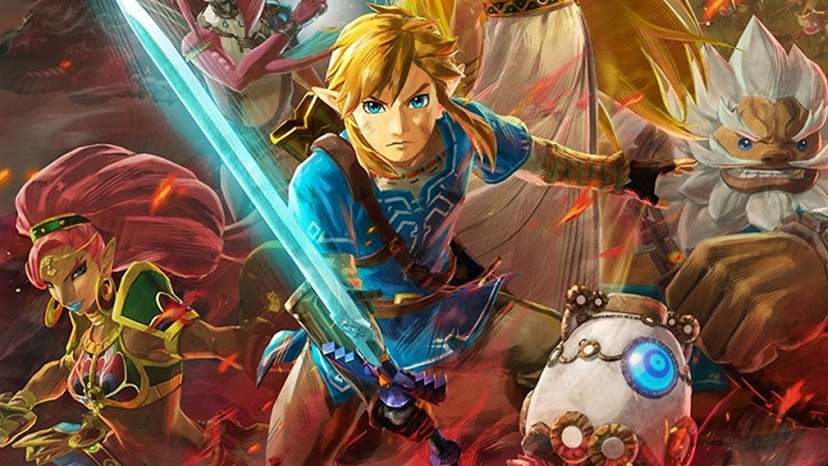 Hyrule Warriors Age Of Calamity Review A Hugely Enjoyable Impressively Authentic Zelda Spin Off Eurogamer Net