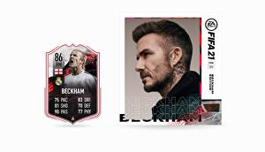 EA is giving FIFA 21 Ultimate Team players a free David Beckham card – except on Nintendo Switch