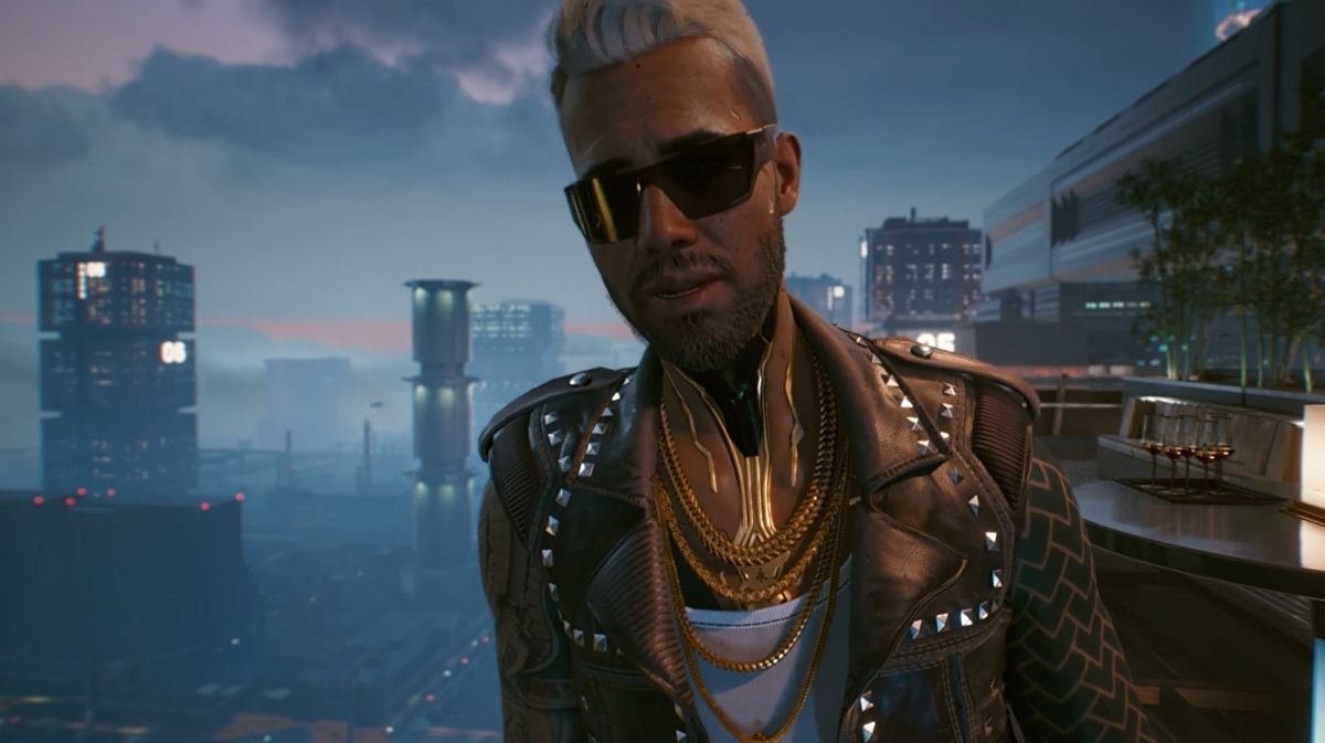Cyberpunk 2077 gets new gameplay trailer as CD Projekt talks music, Keanu, and more