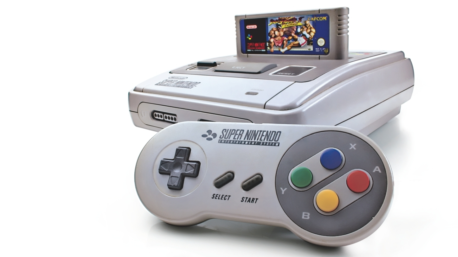 30 years of Super Nintendo - article