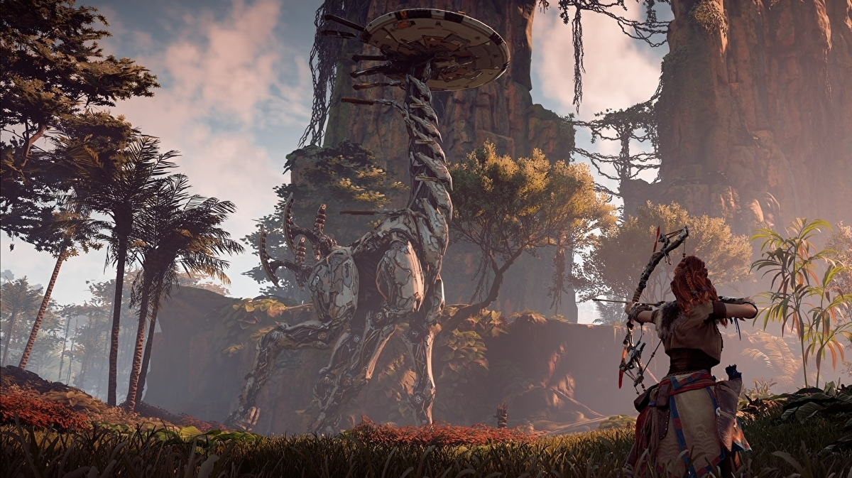Horizon Zero Dawn Complete Edition coming to GOG next week