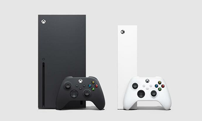 The Xbox Series X and S consoles