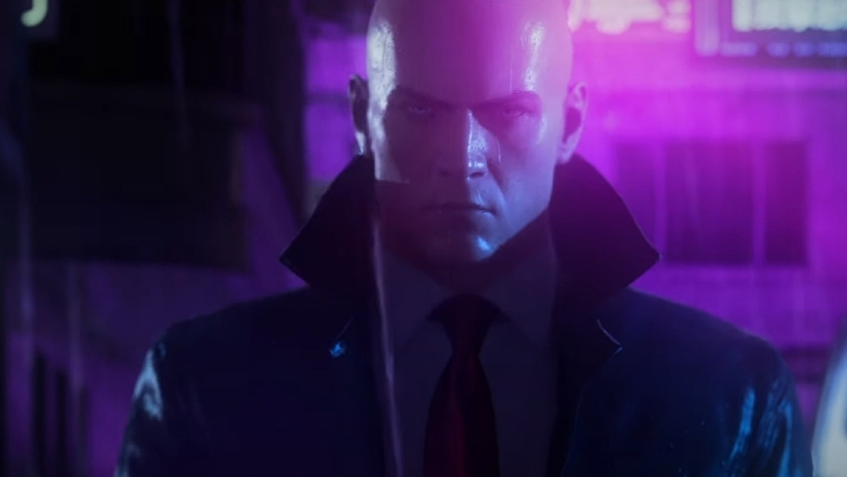 Hitman 3 reveals neon-drenched Chongqing location
