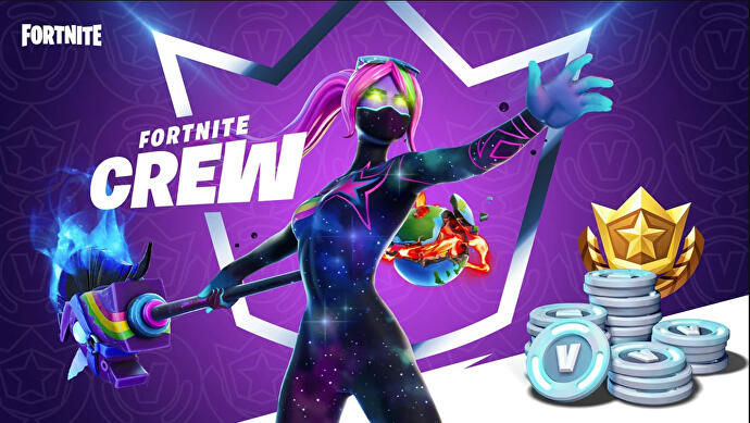 Fortnite launches £10 monthly subscription offer in December