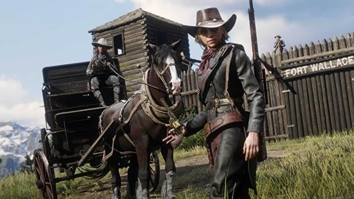 Red Dead Online is getting a standalone release next week on PC and consoles