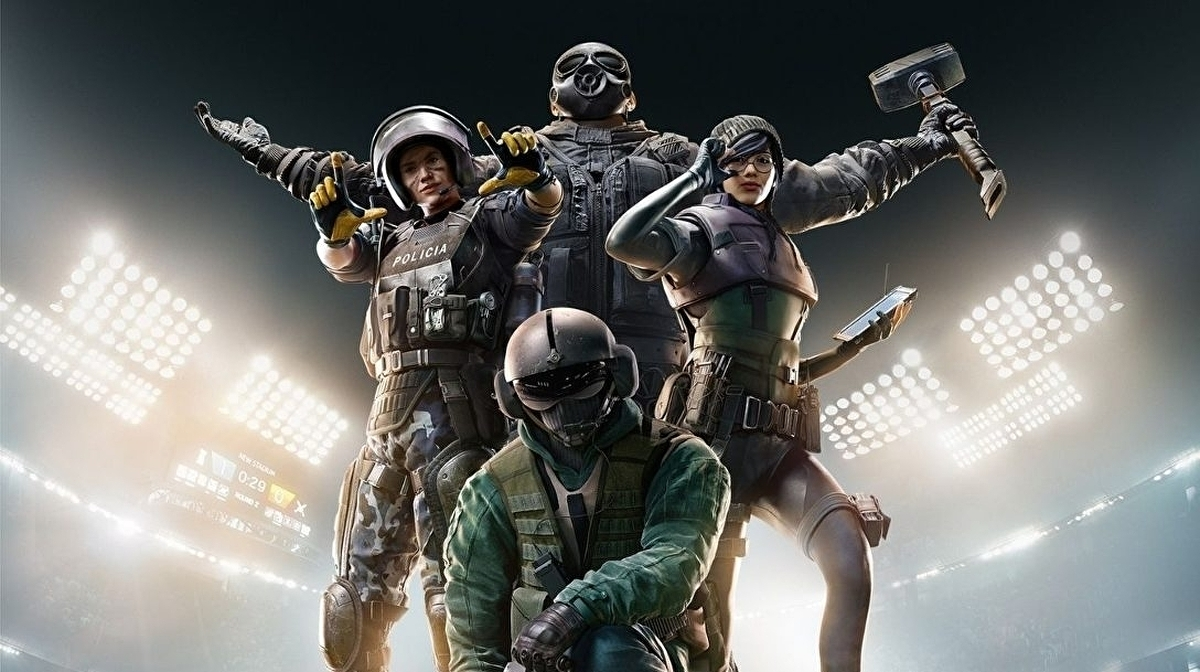 Rainbow Six Siege PS5 and Xbox Series X and S update out next week