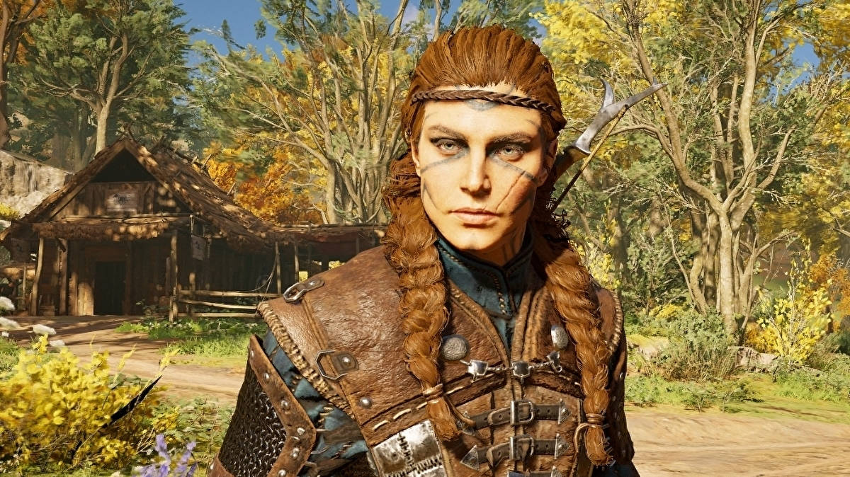 Give Eivor a fancy new hairdo with this Assassin's Creed Valhalla mod