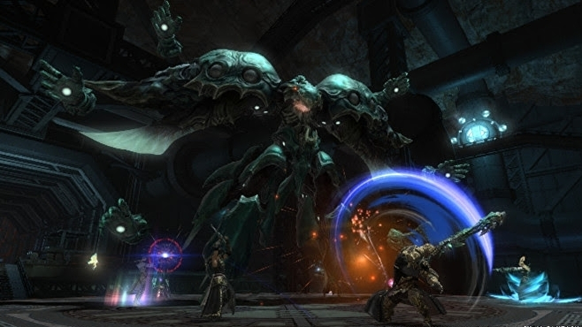 Final Fantasy 14's next major patch comes out 8th December - Eurogamer.net