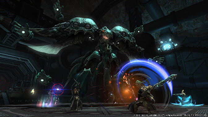 Final Fantasy 14's next major patch comes out 8th December