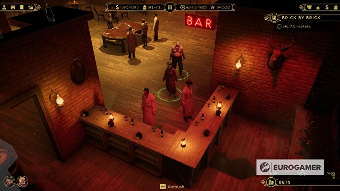Empire of Sin review – intoxicating but overwhelming