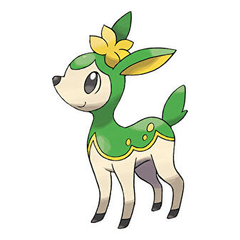 Pokemon_Deerling_Summer