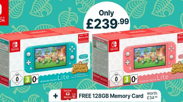 Nintendo Switch Black Friday Deals We Re Looking Forward To In 2021 Eurogamer Net