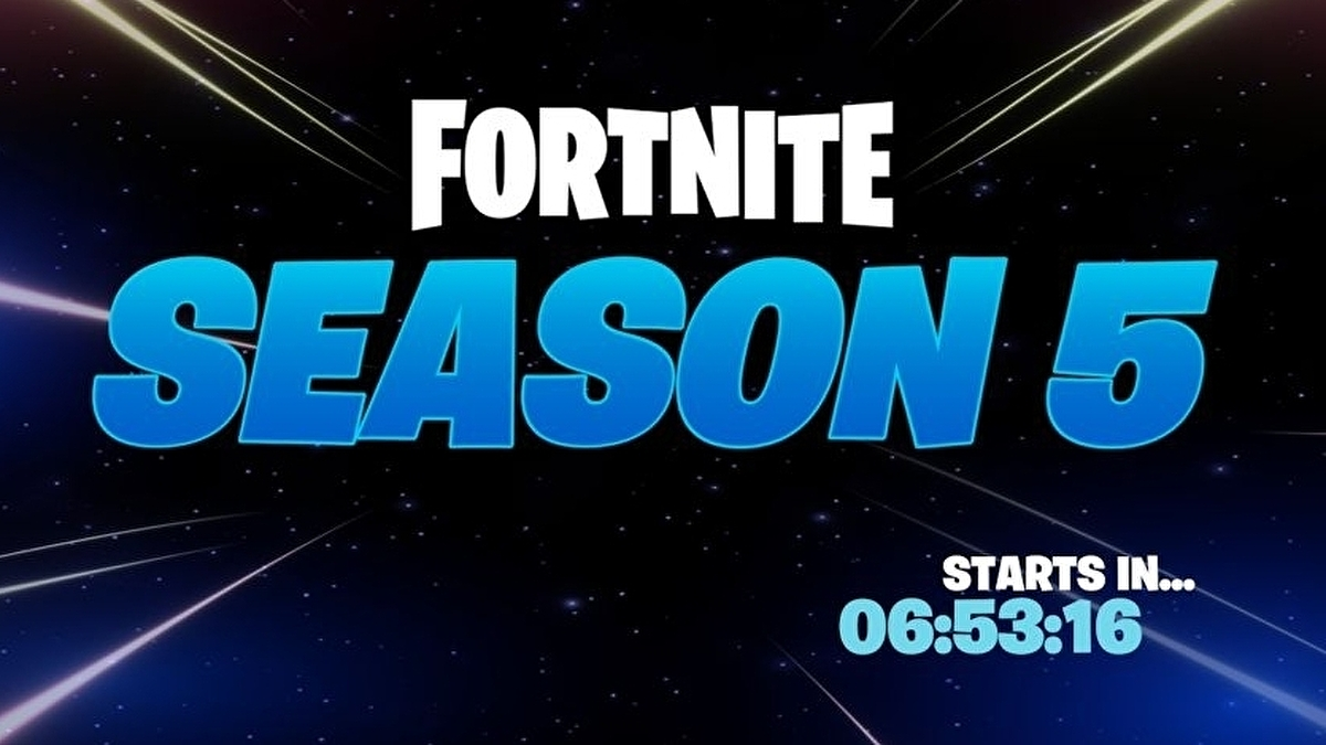 Fortnite Chapter 2 Season 5 Release Time Possible Theme And Everything Else We Know About The New Fortnite Season Eurogamer Net After an epic live event yesterday, which saw the marvel heroes defeat galactus, it is now since the devourer of worlds was defeated by the marvel heroes, we didn't get a new map as expected. fortnite chapter 2 season 5 release