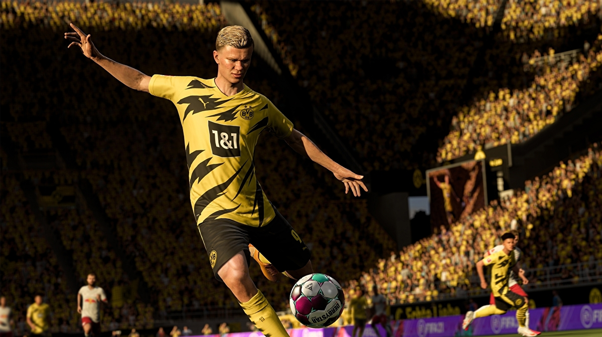 Surprise! EA launches FIFA 21 PS5 and Xbox Series X and S free upgrade early