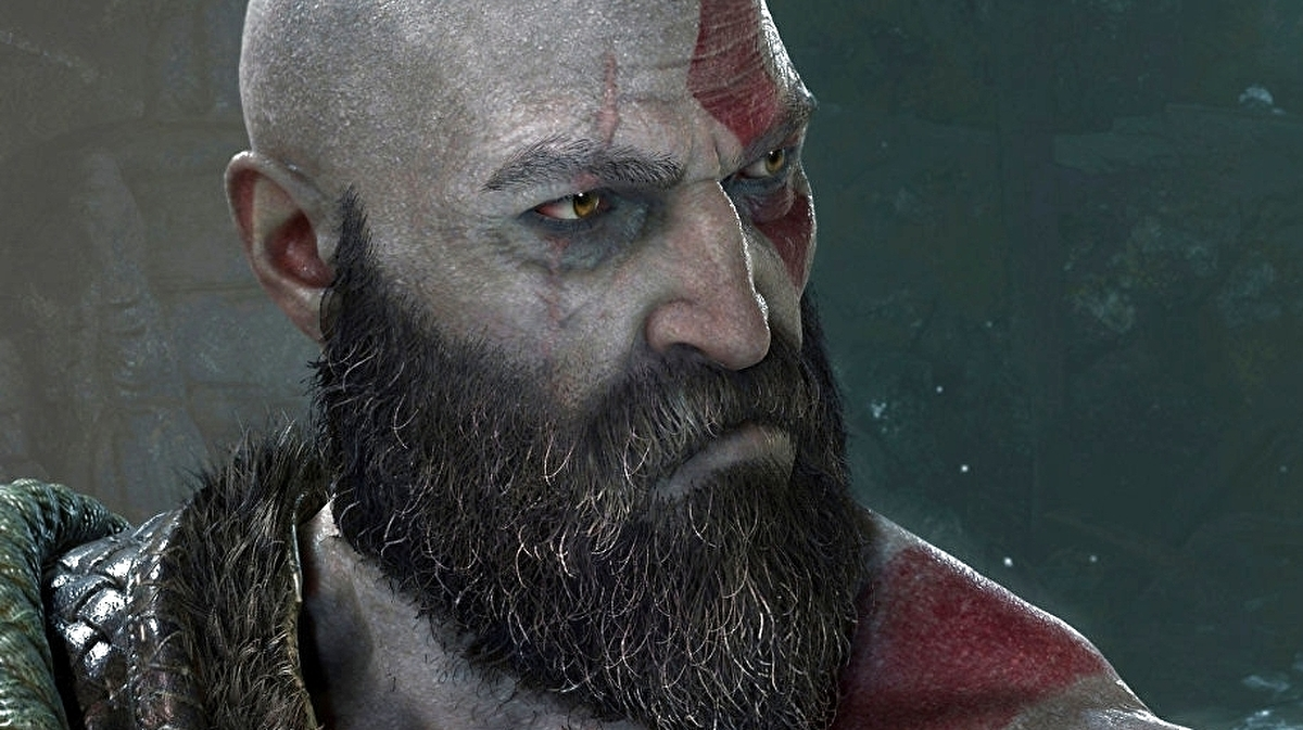 It looks like Kratos is joining Fortnite's latest season