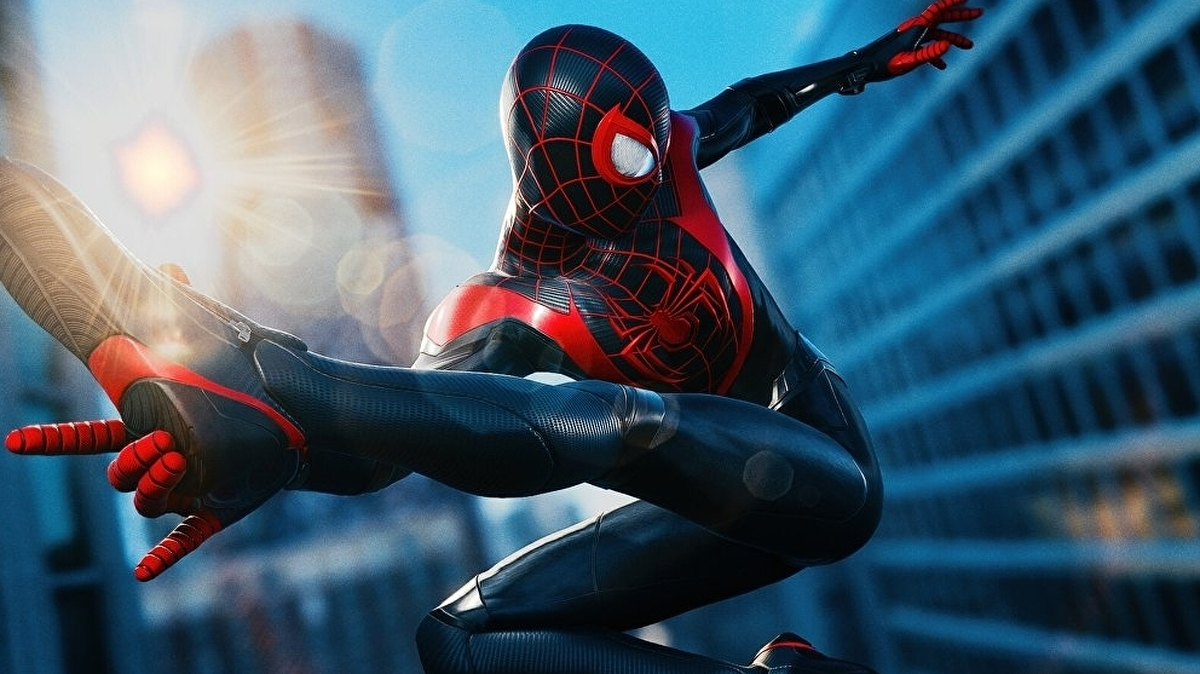 Insomniac's latest Spider-Man: Miles Morales update adds ray tracing at 60fps